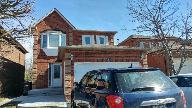 Remarkable Detached 4 Bedroom House For Rent 184 Brampton On L6Z 3C1 Interior Design Ideas Inesswwsoteloinfo